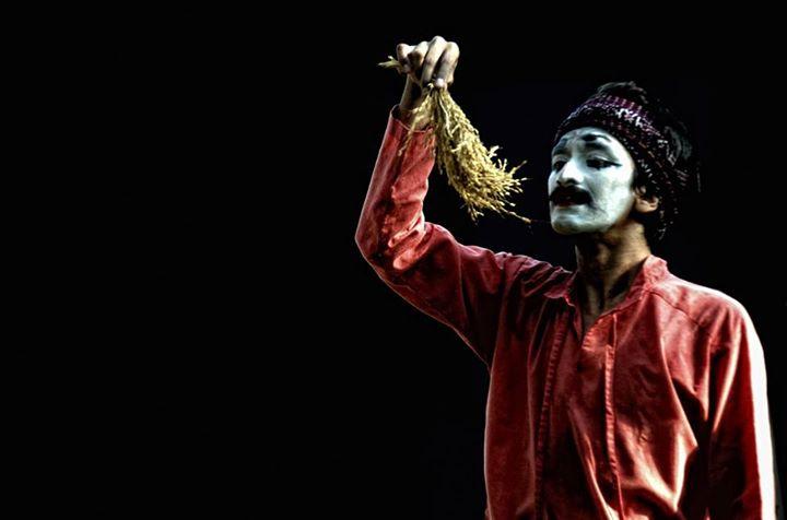 Pantomime, Tubuh sebagai Bahasa Perdamaian